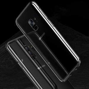Galaxy S9 アルミ バンパー ケース エッジ ギャラクシーS9 メタルサイドバンパー SC-02K / SCV38 it-donya