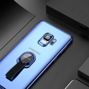 Galaxy S9 クリアケース TPU 耐衝撃 カバー シンプル スリム 薄型/スリム ギャラクシーS9 透明/SC-02K / SCV38 it-donya