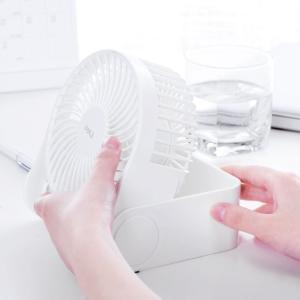 USB扇風機 ファン ミニ 扇風機(せんぷうき) 小型扇風機/サーキュレーター/送風機 卓上/usb/小型 エコ 節電 おしゃれ   usb-fan-309-l80528|it-donya