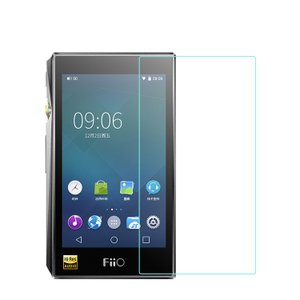 FiiO X5 3rd gen ガラスフィルム 強化ガラス 9H 0.3mm 液晶保護フィルム X5 3rd gen用 液晶保護シ  x5-3rd-s65-t70706|it-donya
