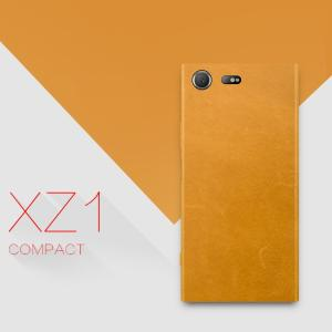 sony Xperia XZ1 Compact バックフィルム レザー調 背面保護フィルム ソニー エクスぺリアXZ1 コンパクト  xz1c-mo02-t71116|it-donya