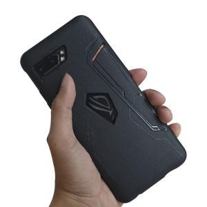 ASUS ROG Phone II ZS660KL ケース / カバー TPU シンプル ソフトカバ...