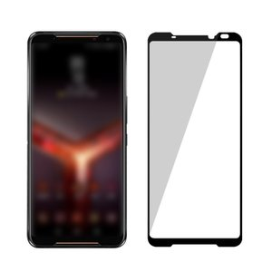 ASUS ROG Phone 2 ZS660KL ガラスフィルム 強化ガラス 液晶保護 9H 液晶保...