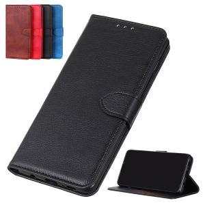 ASUS ROG Phone 2 ZS660KL ケース / カバー  手帳型 シンプル  エイスー...