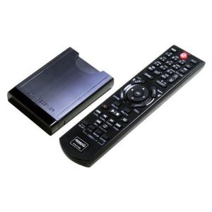 クイックサン(Quixun) PC用 地デジチューナー+リモコンセット QRS-UT100B|itakiti-store