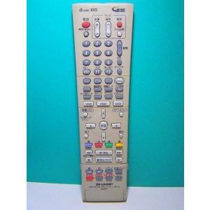 シャープ HDD・DVDリモコン GA374PA|itakiti-store