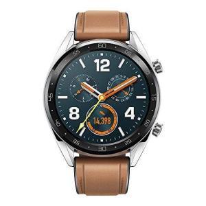 ファーウェイジャパン Watch GT Classic/Saddle Brown HUAWEI Watch GT Classic/Saddl itakiti-store