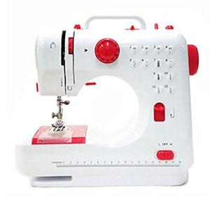 SIS コンパクト電動ミシン FHSM-505B-RD レッド itakiti-store
