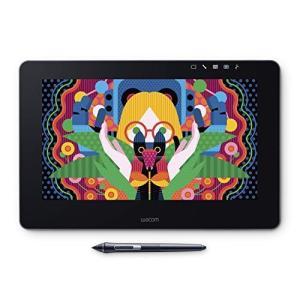 ワコム Wacom Cintiq Pro 13 液晶ペンタブレット 13.3 インチ Full HD 液晶タブレット Wacom プロペン2|itakiti-store