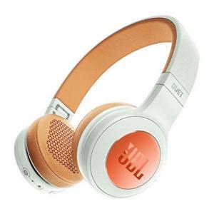 JBL DUET BT Bluetoothヘッドホン 密閉型/オンイヤー ホワイト JBLDUETBTSIL 国内正規品 itakiti-store