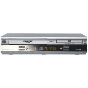 パナソニック DVDプレーヤー VHSビデオ一体型 NV-VP30(中古品) itakiti-store