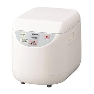 ZOJIRUSHI マイコンもちつき機 力もち 1升 BS-EB10-WB ホワイト(中古品) itakiti-store