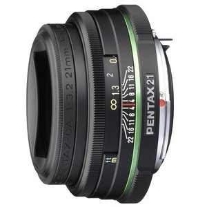 PENTAX リミテッドレンズ 薄型広角単焦点レンズ DA21mmF3.2AL Limited Kマ (中古品)|itakiti-store