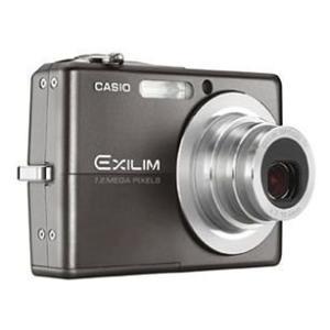 カシオ計算機 デジタルカメラ EXILIM ZOOM EX-Z700GY(グレー) EX-Z700gy(中古品)|itakiti-store