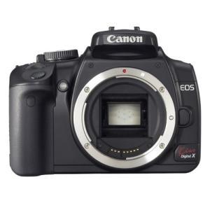 Canon デジタル一眼レフカメラ EOS Kiss デジタル X ボディ本体 ブラック K(中古品)|itakiti-store