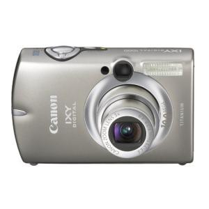 Canon デジタルカメラ IXY (イクシ) DIGITAL 1000 IXYD1000(中古品)|itakiti-store
