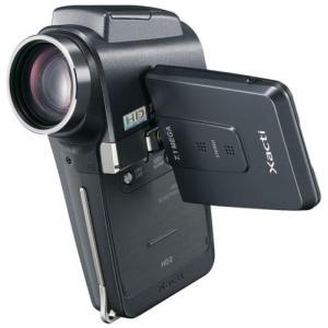 SANYO ハイビジョン対応デジタルムービーカメラ Xacti (ザクティ) DMX-HD2((中古品)|itakiti-store