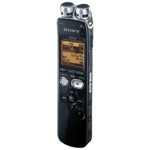 SONY ステレオICレコーダー 4GB SX813 ブラック ICD-SX813/B(中古品) itakiti-store