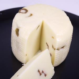 チーズ セミハードチーズ フィオール ディ マーゾ ペコリーノ オリーヴェ 400g イタリア産