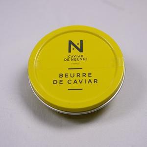 キャビアバター 50g キャビア ド ヌーヴィック フランス産