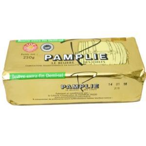 発酵バター パムプリー 250g 有塩バター  フランスポワトゥーシャラン産バター  AOP italiatanicha2