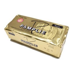 発酵バター パムプリー 250g 無塩バター フランスポワトゥーシャラン産 バター AOP