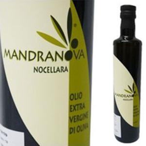 エキストラバージンオリーブオイル イタリア シチリア産 マンドラノーバ 500ml マンドラノーバ社 イタリア産オリーブオイル|italiatanicha2