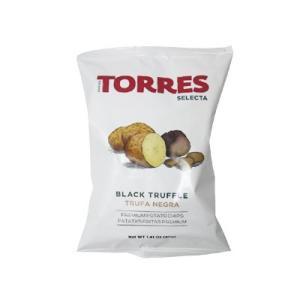 黒トリュフポテトチップス(40g×20袋入り)TORRES(トーレス)|italiatanicha2
