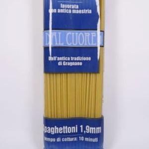 スパゲットーニ (1.9mm) 500g ダル クオーレの商品画像|ナビ