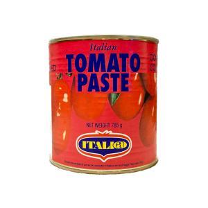 完熟トマトから生まれる自然のコクとまろやかな味わい。 ソースのコク出しや仔牛肉などをオーブン焼きにし...