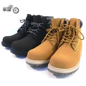 ブーツ メンズ レースアップワークブーツ メンズセッターブーツ バイカーブーツ エンジニアブーツ 2足購入送料無料|italico