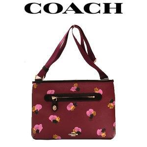 コーチ ショルダーバッグ COACH 37586 lieyacoated パープル889532141630|italybag