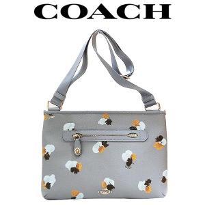 コーチ ショルダーバッグ COACH 37586-sveyb ブルー系 889532141654 italybag