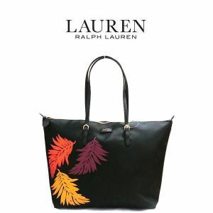 ラルフローレン トートバッグ RALPH LAUREN 鞄 ブラック 黒 Ralph lauren ナイロン (t810)431699031001 883820957309|italybag