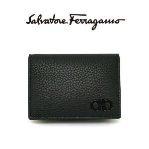 フェラガモ 名刺入れ カードケース メンズ Salvatore Ferragamo 本革 レザー 8058572386444 サルヴァトーレフェラガモ (t907)66a080|italybag
