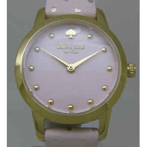 ケイトスペード レザー ドット メトロ スリム ウォッチ 腕時計 ピンク kate spade レディース kswb0919 pal 757697615146(t805-1)|italybag