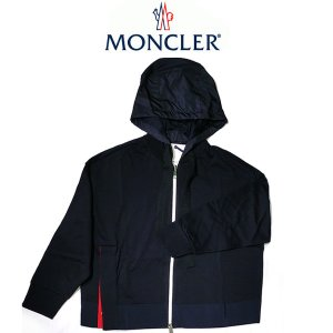 モンクレール MONCLER レディース フード パーカー カーディガン ネイビー D1 093 8451800 809AB 777 XS S M 196617404 (t808)|italybag