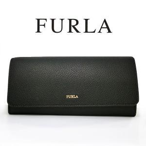 フルラ 長財布 二つ折り財布 本革レザー ブラック 黒 FURLA 924585 onyx(t807) ロングウォレット  italybag