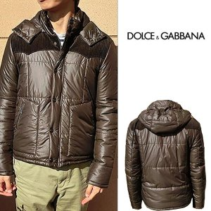 ドルガバ Dolce&Gabbana ドルチェ&ガッバーナ 中綿ブルゾン ダウン ジャケット メンズ g9r79tg9o411 46 (t801-1) italybag
