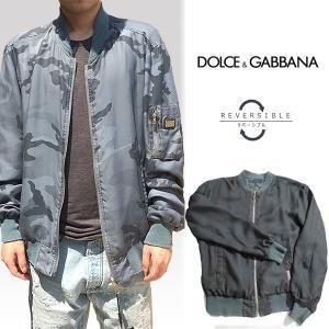 ドルチェ&ガッバーナ  リバーシブル ブルゾン ジャケット ドルガバ D&G Dolce&Gabbana  ジャンパー メンズ 迷彩 ミリタリー bdolc05|italybag