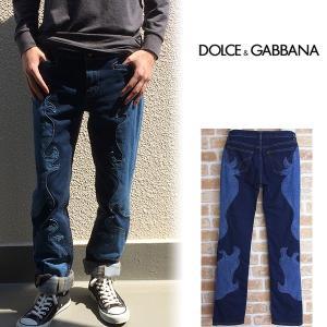 ドルチェ&ガッバーナ ドルガバ D&G Dolce&Gabbana ジーンズ デニム メンズ 83801776530|italybag