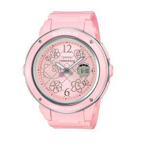 Baby-G 25th×HELLO KITTY 45th アニバーサリー コラボレーションモデル BGA-150KT-4BJR CASIO(カシオ) 腕時計(ND)(t903)|italybag