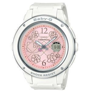Baby-G 25th×HELLO KITTY 45th アニバーサリー コラボレーションモデル bga-150kt-7bjr CASIO(カシオ)腕時計 (ND)(t903)|italybag