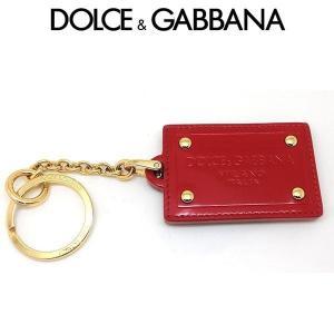 ドルチェ&ガッバーナ ドルガバ D&G Dolce&Gabbana キーリング キーホルダー ロゴ プレート bi0562 italybag