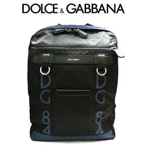 DOLCE&GABBANA ドルガバ リュックサック ドルチェ アンド ガッバーナ ナイロン バックパック バッグ レディース メンズ bm1415 (t807-1) 8057001607464 italybag