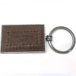ドルチェ&ガッバーナ ドルガバ D&G Dolce&Gabbana キーリング キーホルダー ロゴ プレート bp1939a117680730 italybag