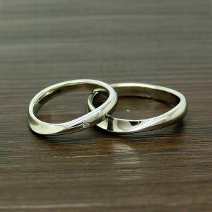 2本セット ペアリング フェフェ  fe-fe マリッジリング 刻印無料 fe-180-fe-181 ステンレス 結婚指輪  (t610)(nd)|italybag