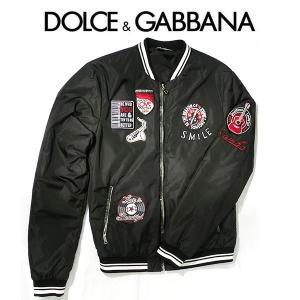 ドルガバ  ブルゾン MA-1 ジャケット ドルチェ&ガッバーナ アウター Dolce&Gabbana メンズ D&G (t808) italybag