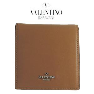 バレンチノ VALENTINO 二つ折り財布 折り畳み財布 本革 レザー  jy0p0589 000233183427(t906-1)(mi)|italybag