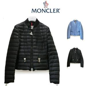 モンクレール MONCLER blem celest ダウンジャケット レディース col.999 サイズ1,2,0 ブラック ブルー(黒/水色系/青)ブランド (t809)|italybag